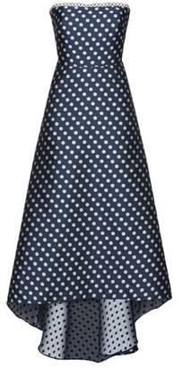 Monique Lhuillier 3/4 length dress