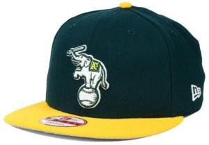 New Era Oakland Athletics 9FIFTY Snapback Cap