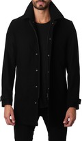 Jared Lang Long Angeles Stand Collar Jacket