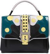 Paula Cademartori Petit Faye 70' Patchwork Leather Bag