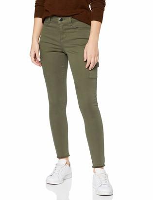 Dorothy Perkins Petite Women's Ac Cargo Frankie Jeans. Skinny