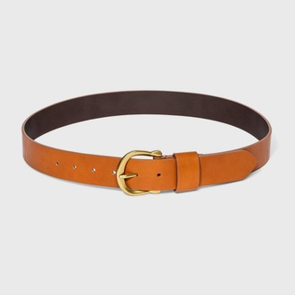 Universal Thread Women' olid Horehoe Belt - Univeral ThreadTM