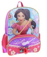 """Disney 16"""" Elena of Avalor Kids Backpack - Red"""