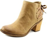 Roxy Dustyn Round Toe Synthetic Ankle Boot.