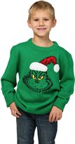 Hybrid How The Grinch Stole Christmas Boys Ugly Sweater - XL