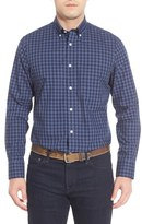 Nordstrom Smartcare TM Regular Fit Gingham Sport Shirt