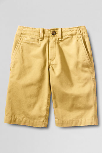 Lands' End Toddler Boys' Cadet Shorts
