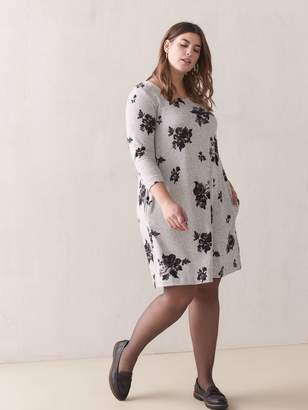 A-Line Snit Dress - In Every Story