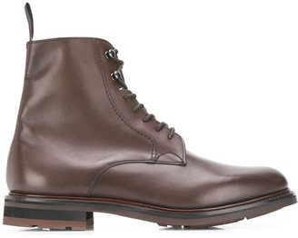 Church's Lace Up Ankle Boots