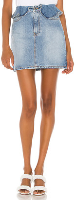 MSGM Gonna In Denim Skirt. - size 38/XS (also