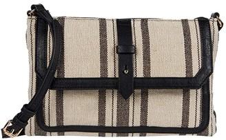 Sole Society SOLE / SOCIETY Nylah Crossbody (Black Combo 1) Handbags