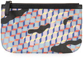 Pierre Hardy pouch purse - women - Calf Leather/Canvas - One Size