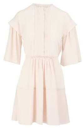 Chloé Short silk dress