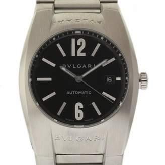 Bulgari Ergon Black Steel Watches