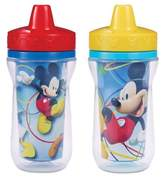 Disney Baby Mickey Mouse 9-Ounce Insulated Cup (2 Pack)