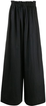 Societe Anonyme Paperbag Palazzo Trousers