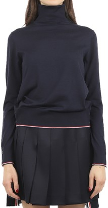 Thom Browne Navy Sweater