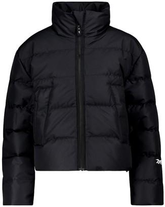 Reebok x Victoria Beckham Cropped down jacket