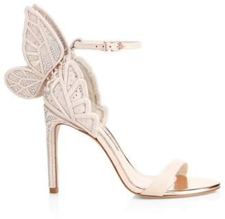 Sophia Webster Chiara Embellished Stiletto Sandals