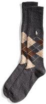 Polo Ralph Lauren Men's Argyle Socks