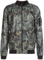 The North Face Meaford Hardshell Jacket Green Camo