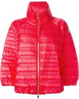 Moncler 'Taucaud' cropped padded jacket - women - Feather Down/Polyamide - 1