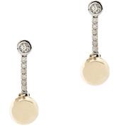 Mateo Diamond Sphere Earrings