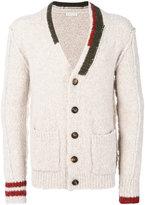 Etro chunky-knit cardigan - men - Polyamide/Wool/Alpaca - L