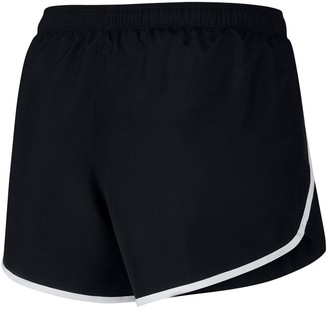 Nike Dry Older Girls Sprinter Running Shorts - Black