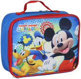 Original Penguin Mickey Mouse Insulated Lunch Bag