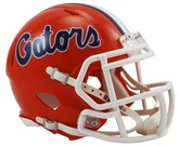 NCAA Florida Gators Riddell Speed Mini Helmet - Orange