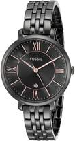 Fossil Women's ES3614 Analog Display Analog Quartz Watch