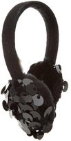 Kate Spade Wool Sequin-Embellished Earmuffs
