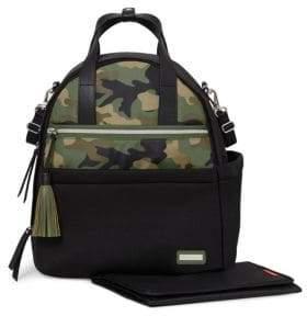 Skip Hop Women's Nolita Neoprene Backpack - Black