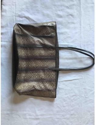 Fendi Beige Python Handbags