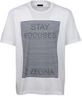 Zegna Sport Z Zegna Printed T-shirt