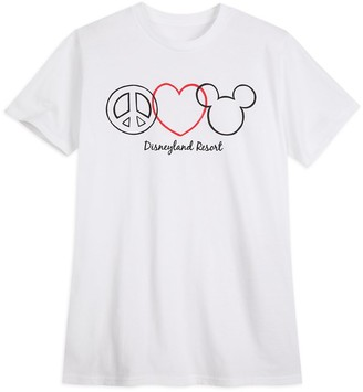 Disney Mickey Mouse Icon T-Shirt for Adults Disneyland