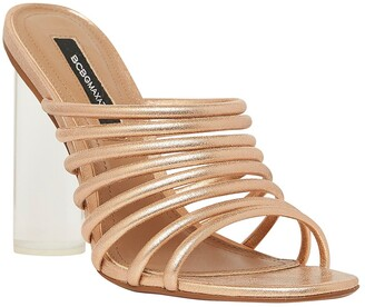 BCBGMAXAZRIA Paisly Slide Sandal