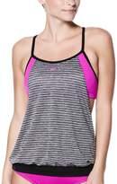 Nike Women's Layered Sport Tankini Top
