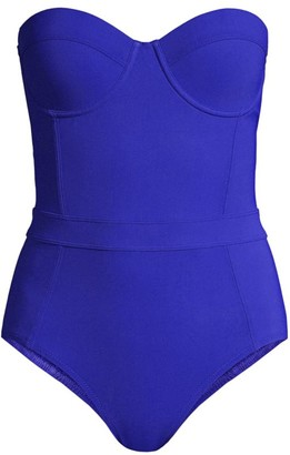 Tory Burch Lipsi Convertible One-Piece Swimsuit
