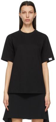 Victoria Victoria Beckham Black Victoria T-Shirt