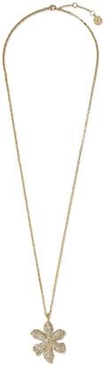 Vince Camuto Blossom Pendant Long Necklace