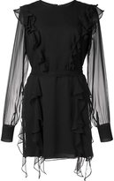 Thomas Wylde 'Love' dress - women - Silk - M