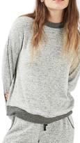 Topshop Women's Lounge Sweatshirt