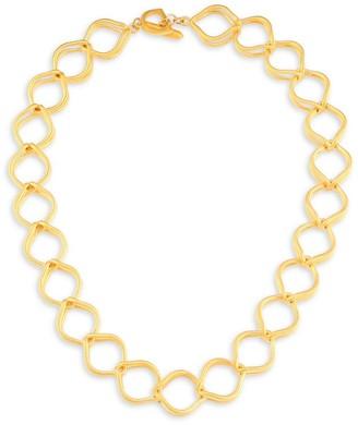 Dean Davidson Sahara 22K Goldplated Necklace