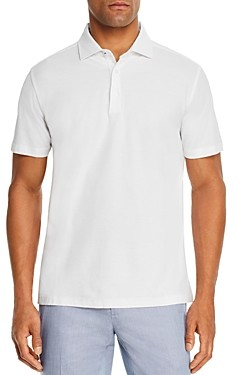 Dylan Gray Dobby Textured Classic Fit Polo Shirt