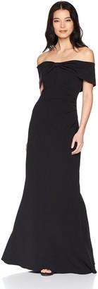 Eliza J Women's Shoulder Gown