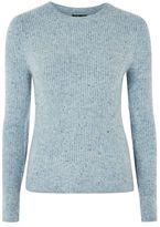 Topshop Ribbed knit jumper