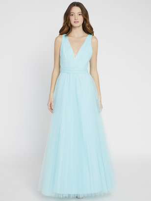 Alice + Olivia Jolie Tulle Ball Gown