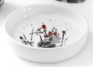 Splash Home Paintbrush Ceramic Soap Dish